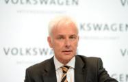 После скандала Volkswagen назначил нового гендиректора