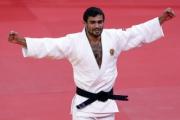Дзюдоист Арсен Галстян принес первое золото сборной России на Олимпиаде в Лондоне