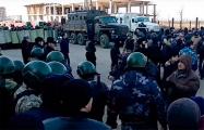 Взбунтовавшийся российский полицейский: 100 тысяч раз поступил бы так же