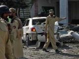 Талибы устроили взрыв на пакистанском рынке