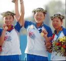 Лучницы из Южной Кореи стали олимпийскими чемпионками в командном турнире
