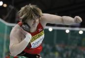 Главная медальная надежда Беларуси сегодняшнего дня Анастасия Новикова осталась без награды