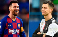 Месси, Роналдо и Роналду признаны лучшими нападающими в истории футбола