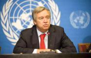 Генеральный секретарь ООН намерен посетить Беларусь