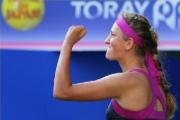 Виктория Азаренко отметила день рождения выходом в 1/8 финала Олимпиады-2012
