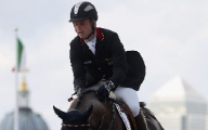 Немецкий всадник Михаэль Юнг выиграл второе олимпийское золото за один день