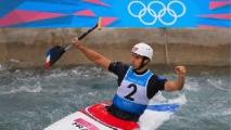 Француз Тони Эстанге стал трехкратным олимпийским чемпионом