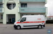 Журналист о ситуации в Витебске: Кареты «скорой помощи» днем и ночью ездят