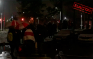 Сеница вышла на вечерний марш