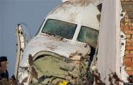 В Казахстане назвали три версии крушения самолета под Алматы