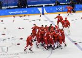 Олимпийские игры могут остаться без хоккея?