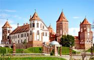 Как выглядят замки Беларуси на спичечных этикетках