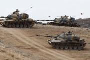 Турецкой армии разрешили воевать против исламистов в Сирии и Ираке