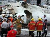 При крушении венесуэльского самолета выжили 36 человек