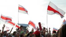 Фестиваль «Кубана» под бело-красно-белыми флагами (Фото)