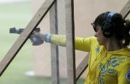 Южнокорейские спортсмены завоевали две олимпийские медали в стрельбе из малокалиберного пистолета