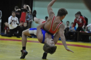Белорусский борец Иосиф Чугошвили проиграл схватку за бронзовую медаль