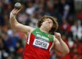 Надежда Остапчук стала олимпийской чемпионкой в толкании ядра