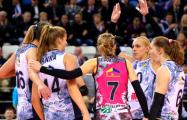 Кубок ЕКВ: «Минчанка» дважды проиграла «Эджзаджибаши» в финале турнира