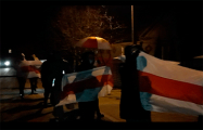 В Волковыске и Нарочи прошли акции солидарности