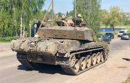 В Эстонию доставили 18 британских танков
