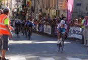 Белоруска выиграла этап велогонки во Франции