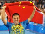 Китайцы выиграли олимпийский командный турнир по настольному теннису