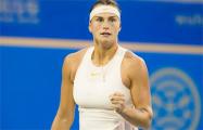 Соболенко разгромила Саккари на турнире в Дохе