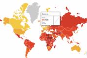 Индекс восприятия коррупции: Беларусь в середине списка