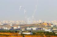 Израиль атаковал объекты боевиков ХАМАСа в ответ на ракетный обстрел