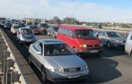 Канистры к бою: водители фуры и легковушки затеяли драку на МКАД