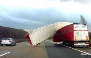 Срывавший крыши в Европе циклон заденет сегодня и Беларусь