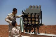 Сирийские боевики отчитались о получении «Градов» из-за рубежа