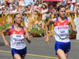 Россиянка Елена Лашманова стала олимпийской чемпионкой по спортивной ходьбе