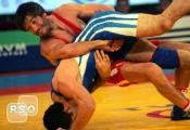 Белорусский борец Сослан Гатциев проиграл в схватке за бронзу Олимпиады-2012