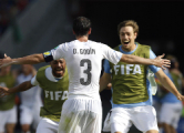 Уругвай вырвал у Италии путевку в плей-офф ЧМ