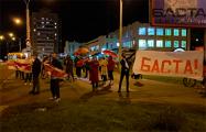 «Это наш город!»: Жители Ангарской вышли на протест