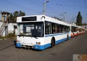 Минск подарил Тирасполю по пять троллейбусов и автобусов