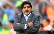 Марадона согласился бесплатно тренировать сборную Аргентины
