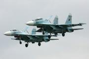 Белоруссия передумала списывать истребители Су-27