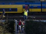 В Нидерландах столкнулись два поезда