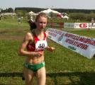 Белоруска Ольга Мазуренок стала абсолютной победительницей Сибирского международного марафона