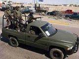 Мексиканские солдаты уничтожили банду из 25 человек