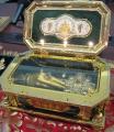 Ковчег с частицей Животворящего Креста Господня со Святой Горы Афон прибудет в Пинск
