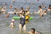 В Беларуси запрещено купание в 31 месте массового отдыха населения