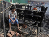 При пожаре на фабрике в Дакке погибли восемь человек