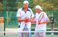 Белорусские теннисисты Бурый и Бетов победили в парном разряде на Уимблдоне