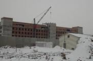 Строительство нового СИЗО №1 фактически остановилось