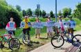 Минск - Белосток - Берлин: белорусы выходят на акции солидарности