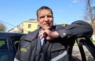 Подполковник-бунтарь Вусик: В милиции должны  служить честные люди, а не самодуры